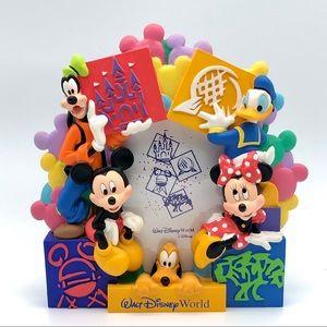 Walt Disney World 4x6 photo frame